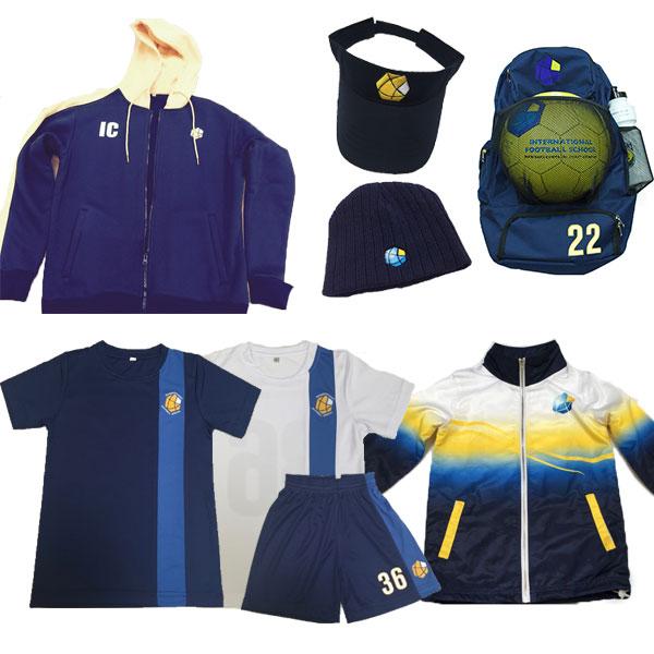 Clothing & Student / Staff Kits