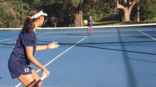 CCSC Tennis Program